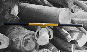"""Log Carrier (54"""") (135cm)"""