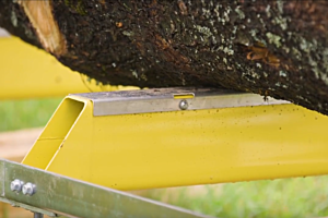 Frontier Sawmills Stainless Steel Bunk Caps