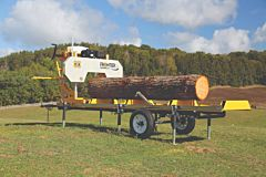 Frontier OS27 Sawmill