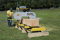 Frontier OS31 Sawmill