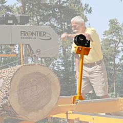 Frontier Log Loading Winch System