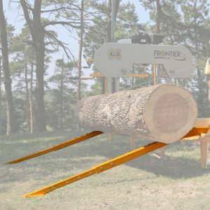 Log Loading Ramp Package